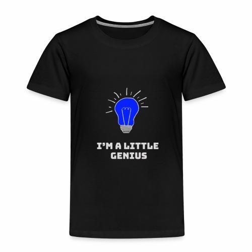 Je suis un petit génie - T-shirt Premium Enfant