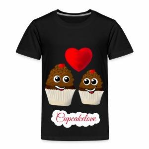 Cupcakelove - Kinder Premium T-Shirt