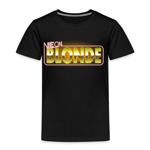 NB Logo - Kids' Premium T-Shirt