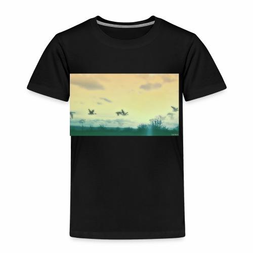 EMTRIIX Birds - Kinder Premium T-Shirt