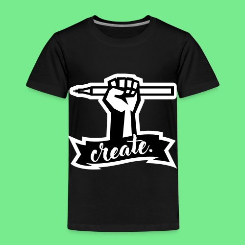 Create. - Kids' Premium T-Shirt