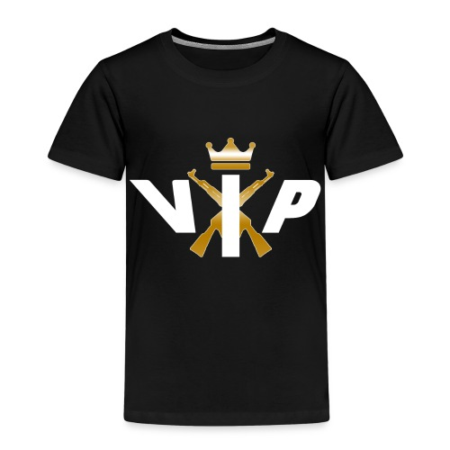 V.I.P White - Kinder Premium T-Shirt