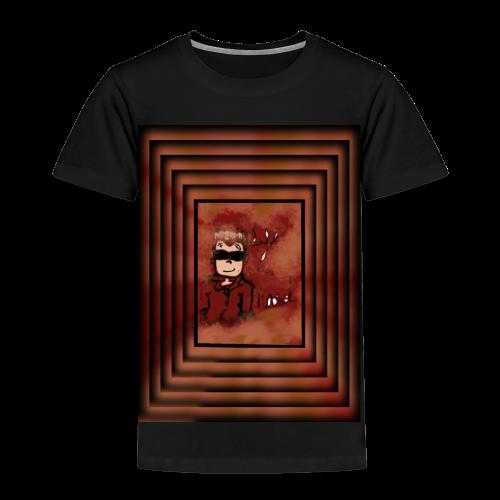 Warrior of ligth - Camiseta premium niño
