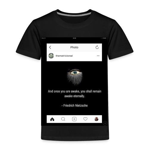 81F94047 B66E 4D6C 81E0 34B662128780 - Kids' Premium T-Shirt