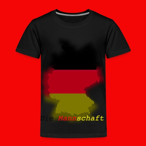 Die Mannschaft - Kinder Premium T-Shirt