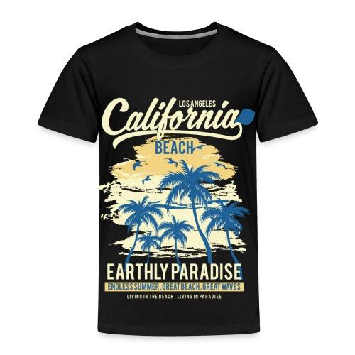 California Beach classic - Kids' Premium T-Shirt