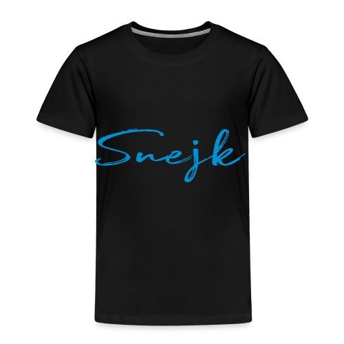 Snejk - Premium-T-shirt barn