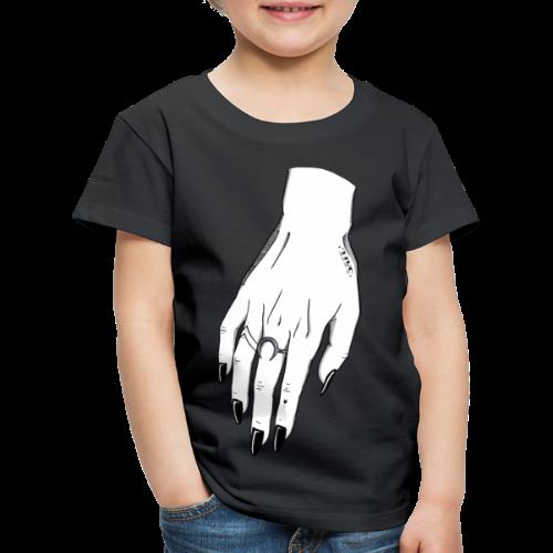 SAFE (female hand) - Camiseta premium niño
