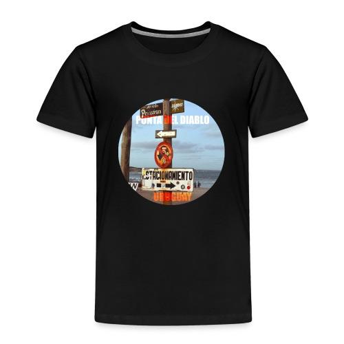 Punta del diablo Uruguay - Camiseta premium niño