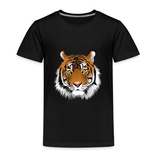 Tigre représentant la force - T-shirt Premium Enfant