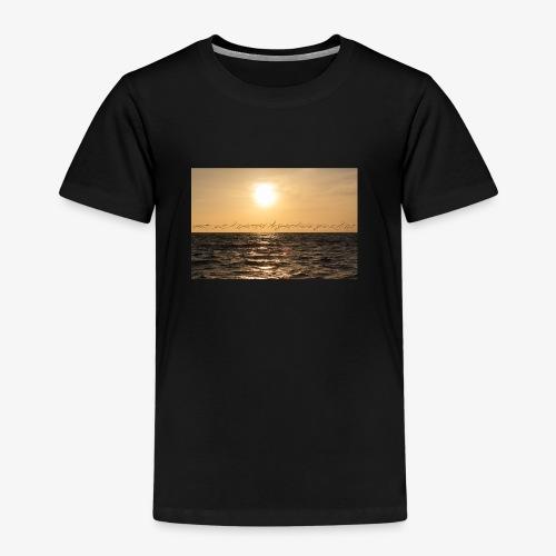 beach 01 - Kinder Premium T-Shirt