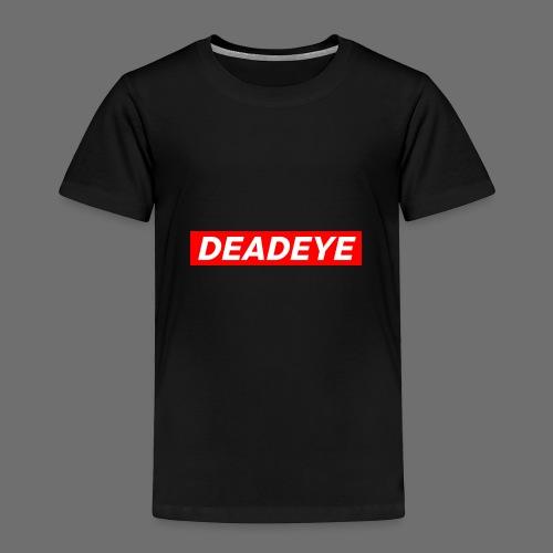 DeadEYE BOXLOGO - Premium T-skjorte for barn