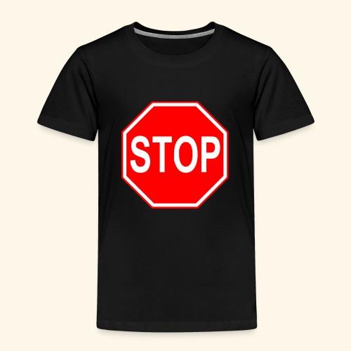 STOP - T-shirt Premium Enfant