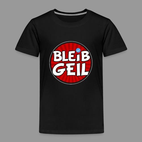 BleibGeil Rot - Kinder Premium T-Shirt