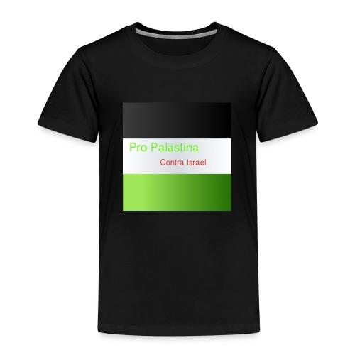 Pro/Contra Shirt - Kinder Premium T-Shirt
