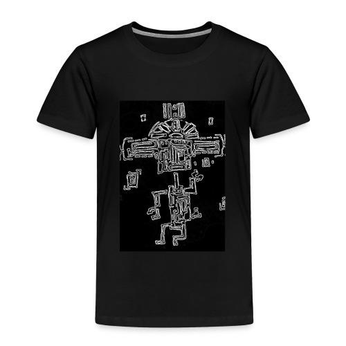 The Dancing Maya - Kids' Premium T-Shirt