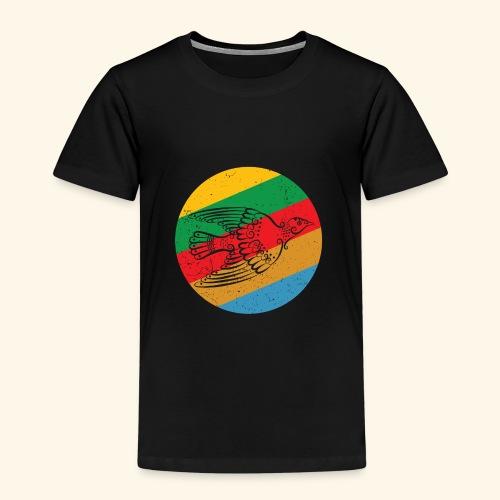 Grenadian Dove Retro - Kids' Premium T-Shirt