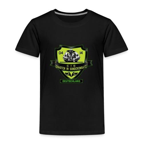 CIS Logo 600px DE - Kinder Premium T-Shirt