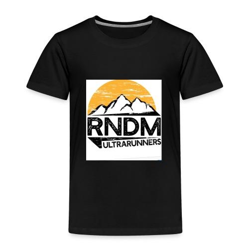 RndmULTRArunners T-shirt - Kids' Premium T-Shirt