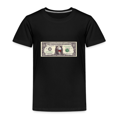 il dollaro trolloso - Maglietta Premium per bambini