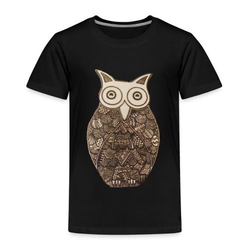 Pyro Owl - Kids' Premium T-Shirt