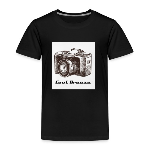 Cool Breeze logo - Kids' Premium T-Shirt