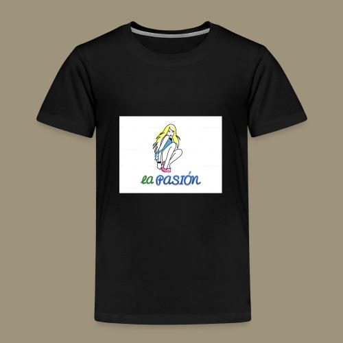 LA PASIÓN - Kinder Premium T-Shirt