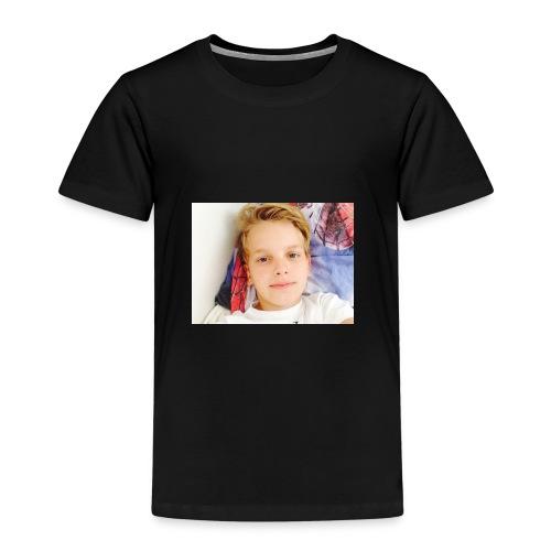 first design - Børne premium T-shirt