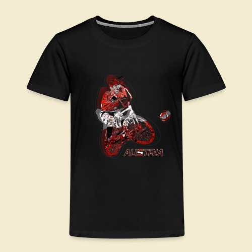 Radball | Austria - Kinder Premium T-Shirt