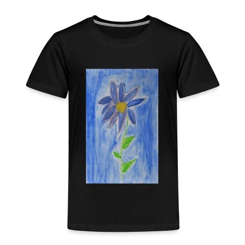 FLEUR BLEUE - T-shirt Premium Enfant