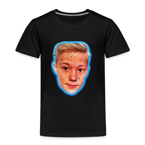MathiasT's life logo - Premium T-skjorte for barn
