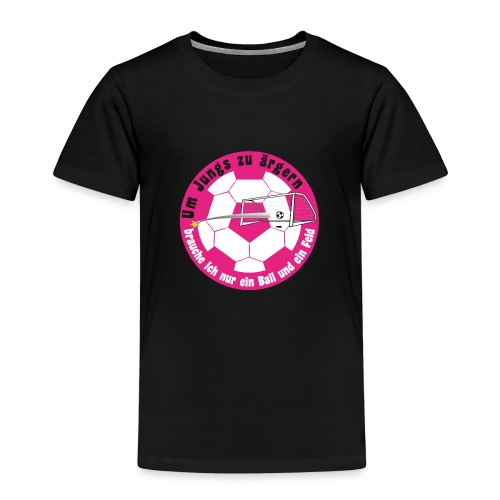 Jungs ärgern - Kinder Premium T-Shirt