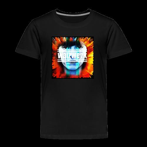 Cover + Slogan WalzWerk - Kinder Premium T-Shirt