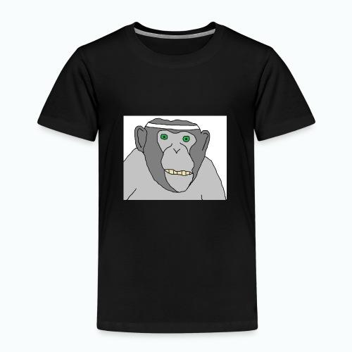 Sporty Chimp - Kinder Premium T-Shirt