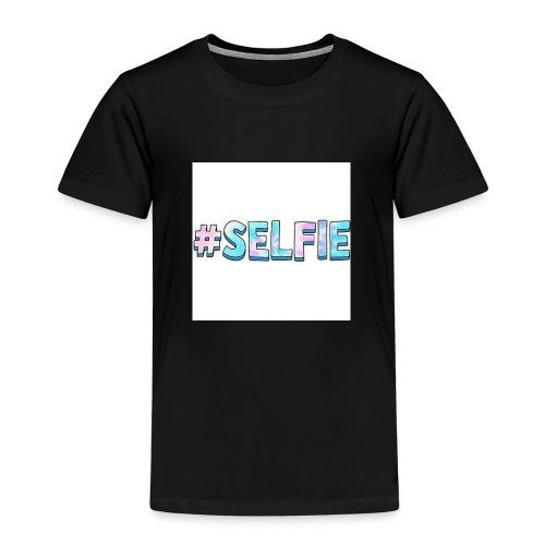 #selfiemerch - Kids' Premium T-Shirt