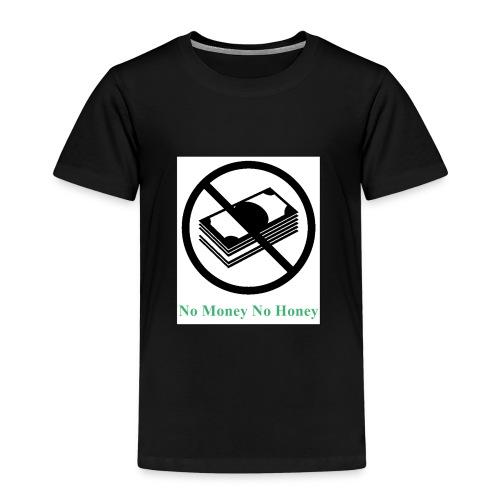 No Money - Kinder Premium T-Shirt