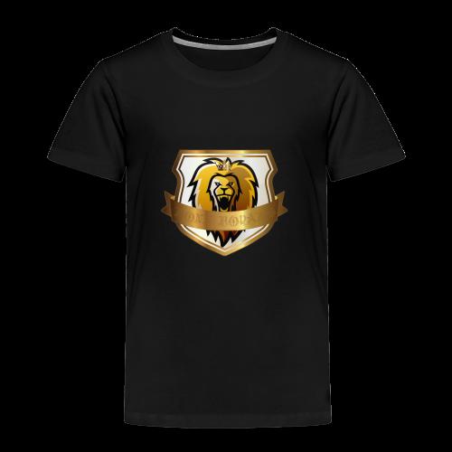 THE ROYAL LION - Kids' Premium T-Shirt