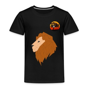 In the Zone Lion 2 - Camiseta premium niño