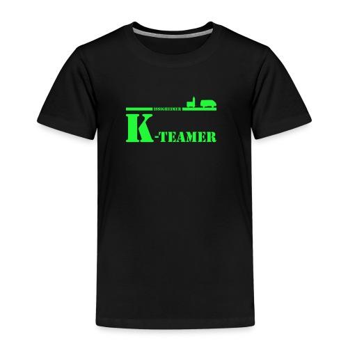 k-teamer - Kinder Premium T-Shirt