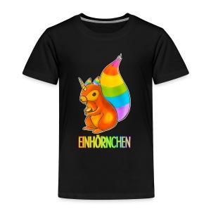Einhörnchen - Kinder Premium T-Shirt
