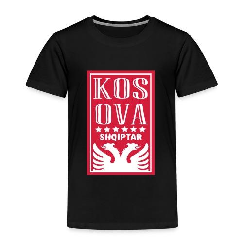 shqiptar design kosova - Kinder Premium T-Shirt