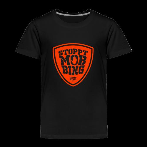 Stoppt Mobbing - Kinder Premium T-Shirt