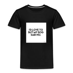 Big Boss said no - Kids' Premium T-Shirt