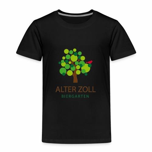 Biergarten Alter Zoll - Kinder Premium T-Shirt