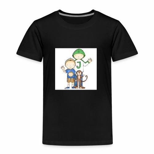 Job & Jelle   Broertjes - Kinderen Premium T-shirt