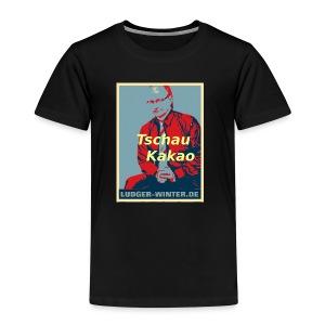 Ludger Winter Fan Foto 1 4 1 - Kinder Premium T-Shirt