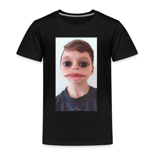 Funny Face - Kids' Premium T-Shirt