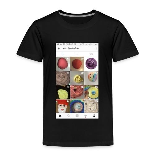 Slime Pullover - Kinder Premium T-Shirt