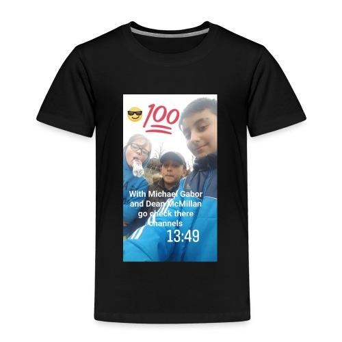 alex,michal,dean - Kids' Premium T-Shirt