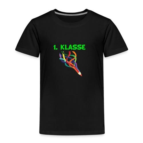 1. Klasse - Kinder Premium T-Shirt